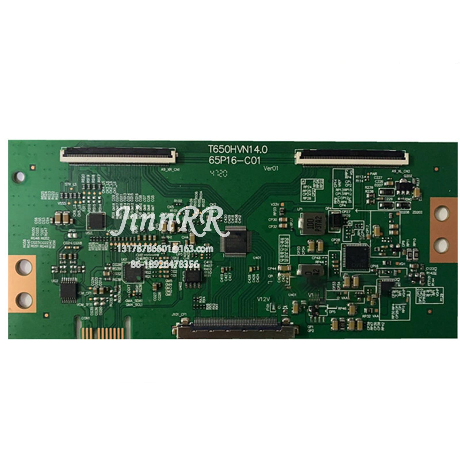لوحة منطقية T650HVN14.0 65P16-C01, ترقية جديدة لـ T650HVN14.0 65P16-C01 ، اختبار شامل للجودة