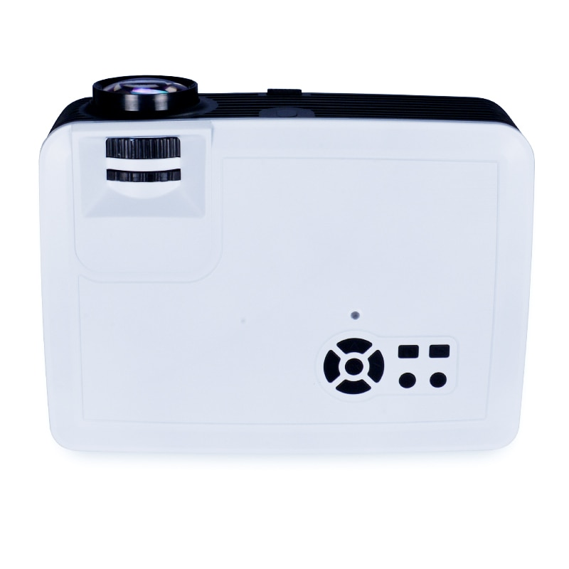 2019 New Arrival Projector 3d 4K Android 6.0.1 OS Inbuilt Data Show Projector, 4000 Lumens Outdoor Projector