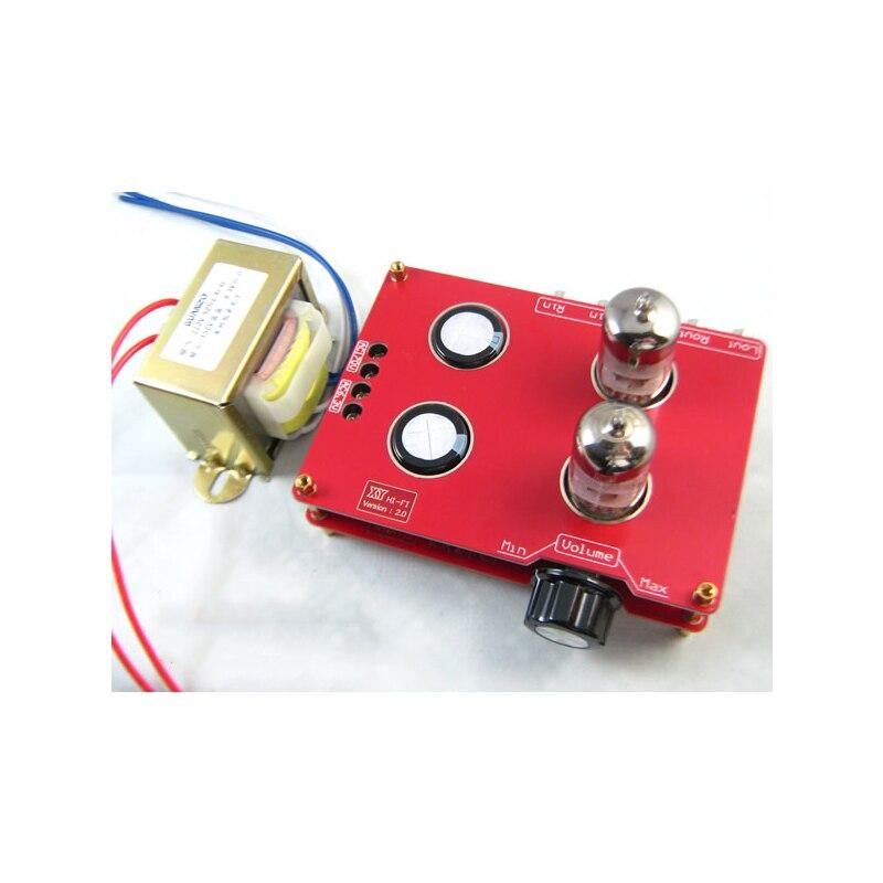 240*90*115 мм Плата усилителя 110 В 220 В 6N3 6H3N желчный предусилитель HIFI ламповый жёлчный предусилитель усилитель предусилитель с трансформатором