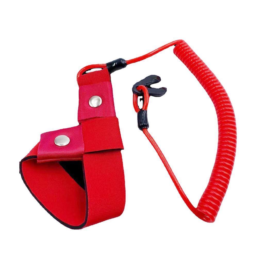 Красный шнур для стоп-сигнала двигателя для YAMAHA, подвесной мотовездеход, велосипед, оптовая продажа