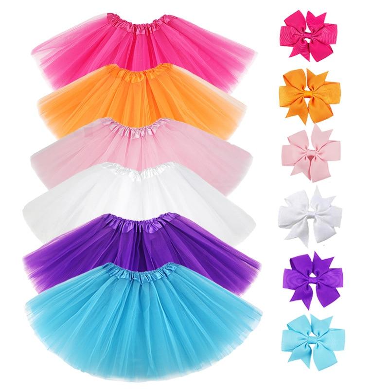 От 0 до 8 лет розовое юбка пачка с услышать зажим для детей; Платье принцессы для девочек; Юбки; Джинсовая юбка для День рождения Одежда для танцев Kawaii юбки Юбки    АлиЭкспресс