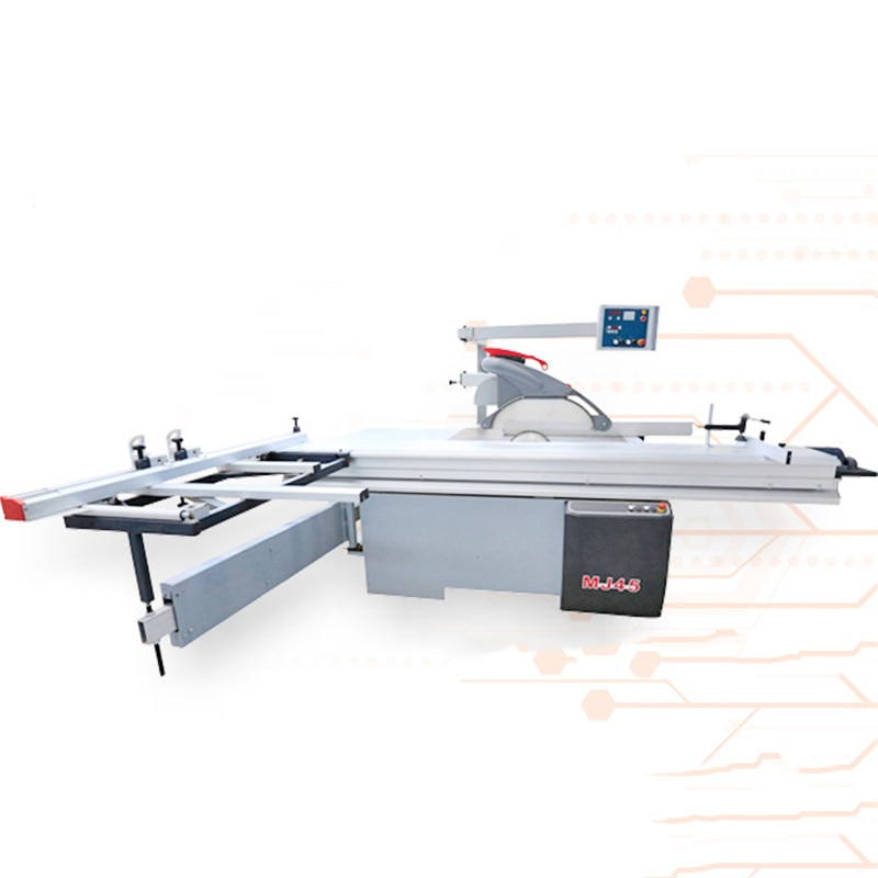 Woodworking Mechanical Precision Saw Panel Saw Fully Automatic CNC Push Table Saw Acrylic Woodworking Push Table Precision Saw
