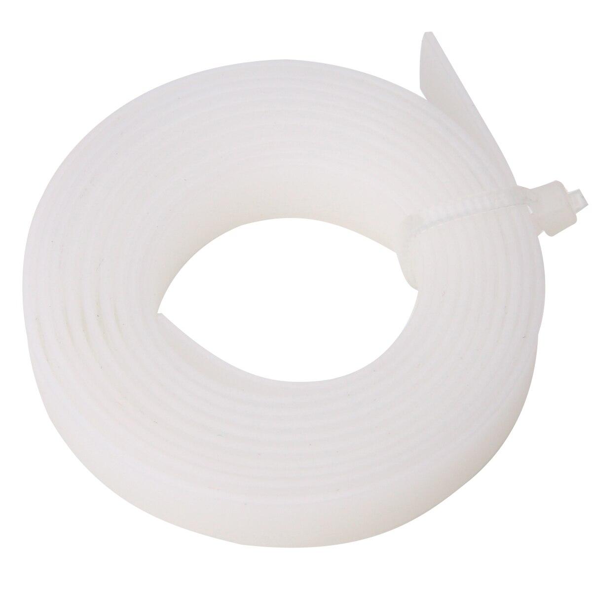 1 rollo de corte Plotter hoja de la tira de protección protector de vinilo cortador blanco 100cm * 8mm Plotter protector de la tira de protección Plotter capas