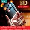 ESR מסך מגן עבור Xiaomi Mi 8 9 פרו SE CC9e 3D מלא כיסוי להגן אנטי כחול-ray מזג זכוכית עבור Redmi הערה 7 8 K20 פרו