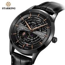 STARKING montre intelligente hommes AAA automatique marque de luxe saphir cristal 28800 haute battement mouvement mécanique montre hommes 50M étanche