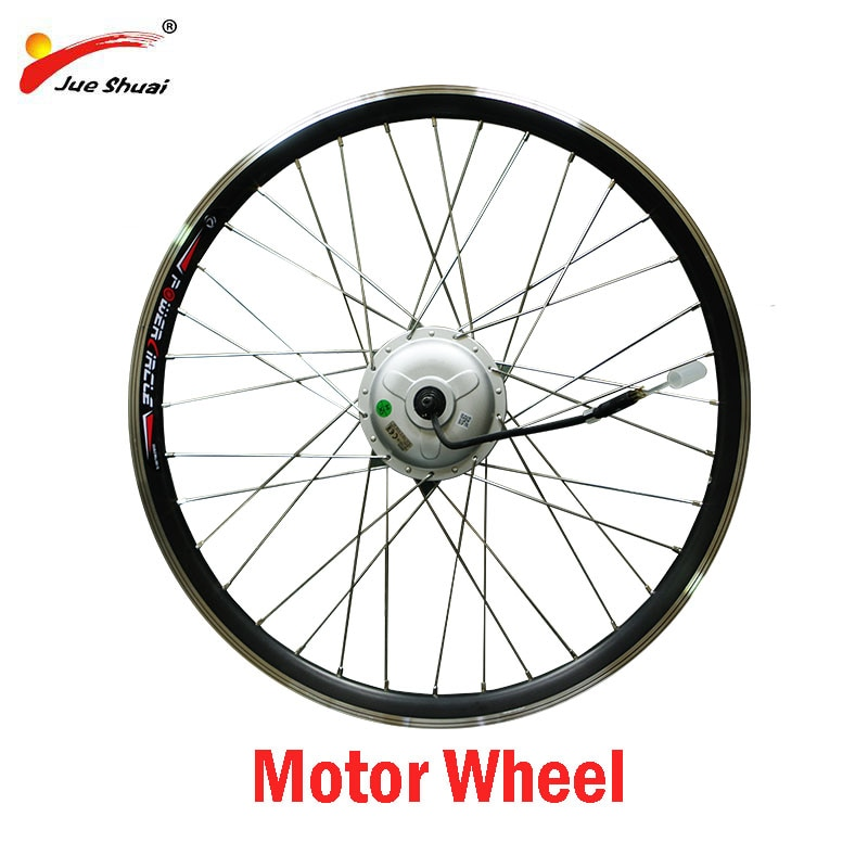 Bafang 36 / 48v 250w 350w 500w Front rear wheel E-bike Motor Gear Wheel hub Electric motor conversion kit bicycle accessories