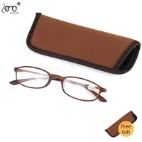 vanlook thin optics reading glasses mini for sight women men tr90 clear ladies diopter eyeglasses 1 0 1 5 2 0 2 5 3 0 3 5 4 0