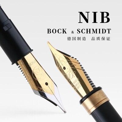 bock-nib-boligrafos-de-escritura-materiales-de-papeleria-opcionales-para-oficina-escuela-suministros-de-alemania-n-°-5-n-°-6-1-unidad