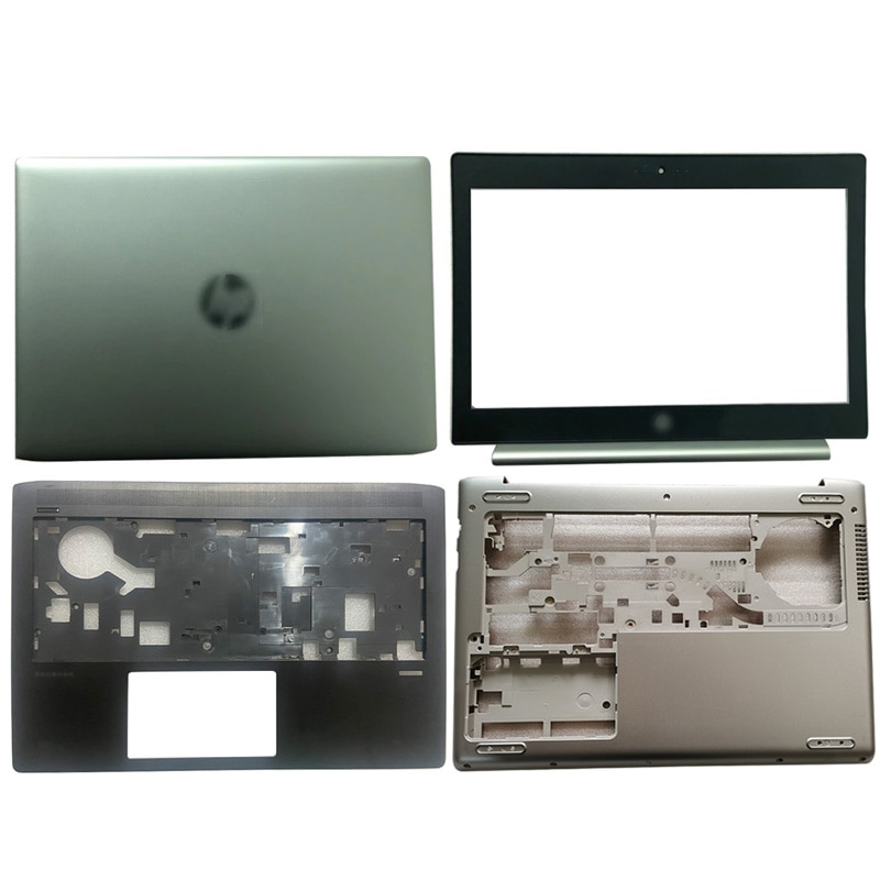 NEW For HP ProBook 430 431 435 436 G5 Non-Touch Laptop  LCD Back Cover/Front Bezel/Palmrest/Bottom Case Computer Case