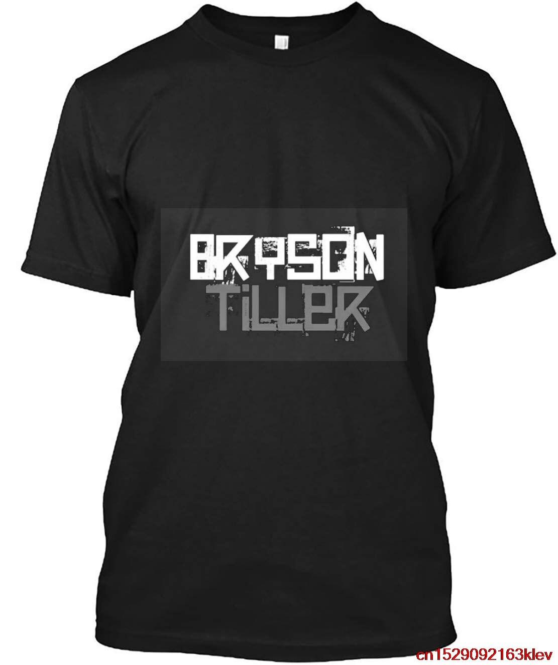 Bryson Tiller concert 2017 18 футболка для мужчин женщин мужчин 1 Мужская Женская Мужская футболка
