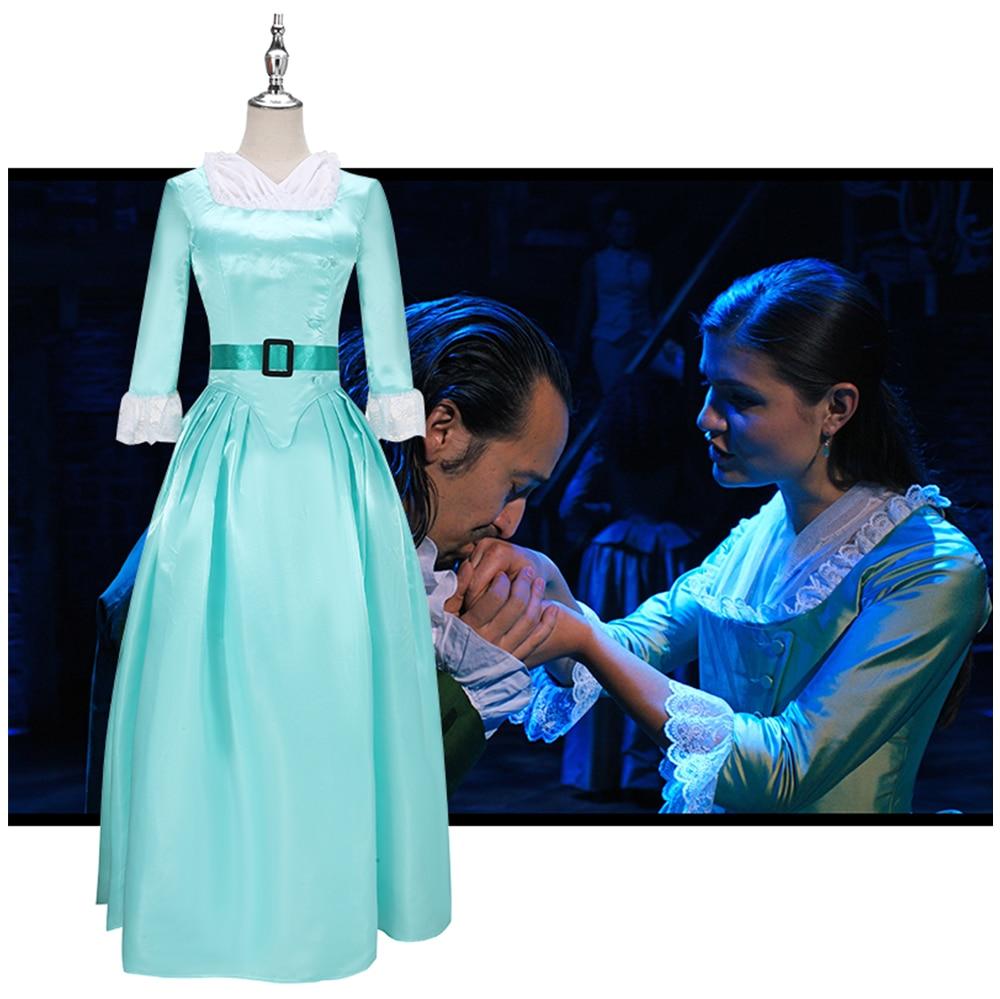 Vestido de noche de mujer para fiesta de Halloween, disfraz de Cosplay de la ópera Musical de Rock, de estilo victoriano