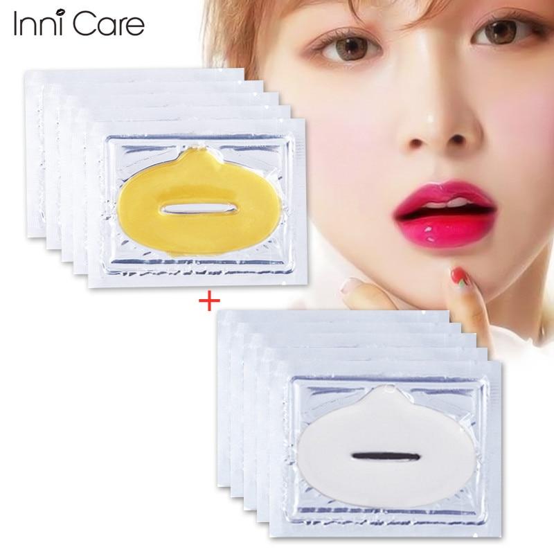 Hot Sale Lip Mask 10Pcs United Moisturizing Nourishing Lip Membrane Anti Wrinkle Aging Lip Care