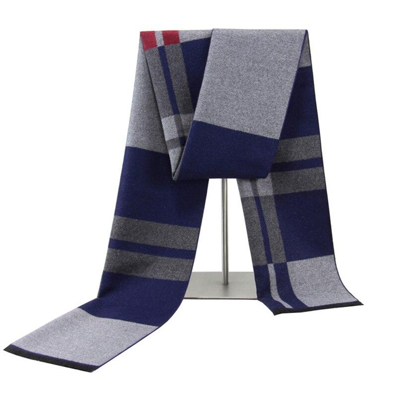 Мужской шарф, мужской зимний шарф, модный мужской шарф, зимний теплый шарф, мягкий шарф