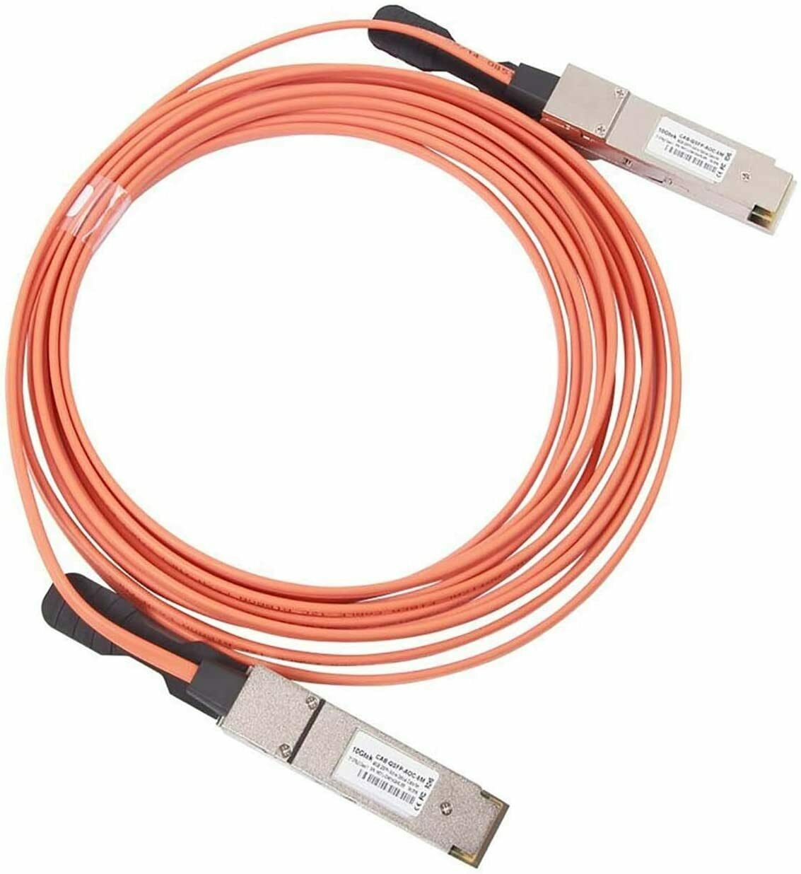 40G QSFP+ 40GBase-AOC Ethernet Direct-Attach Active Optical Cable QDR For Cisco and more,10 Meter
