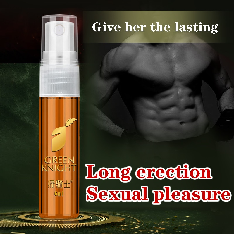Male Delayed Spray Male External Anti-Premature Ejaculation Extends Long-lasting Penis Erection for