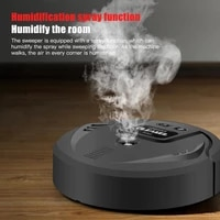 ultraviolet aromatherapy sprayer lazy household intelligent dust collector intelligent sweeping robot