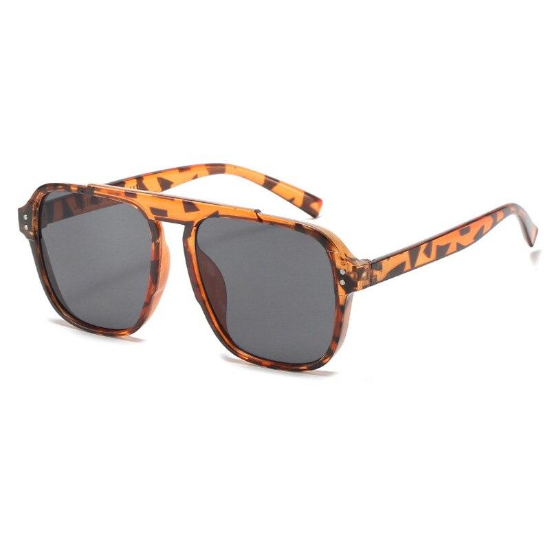 Square Sunglasses Women Oculos Anti Blue Light Sun Glasses Female Men's Shades Fashion Lady UV400 Ga