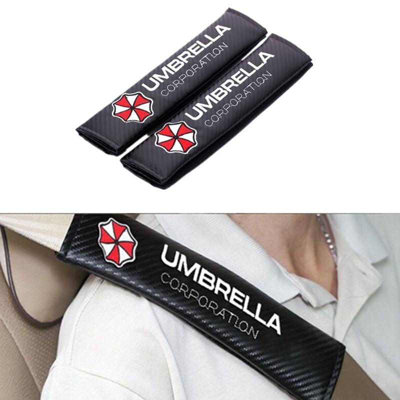 Чехол для ремня безопасности автомобиля Стайлинг Наплечная подкладка для Skoda Rapid Toyota Chr Seat Leon Fr Alfa Romeo 159 Peugeot 208 3008 Audi Q7 Q5