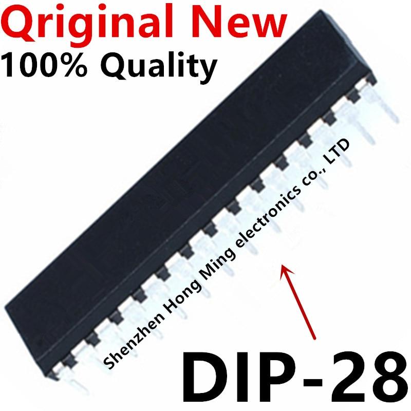 (10 قطعة) 100% جديد ATMEGA328P-PU ATMEGA328 ATMEGA328P ATMEGA328P P U DIP-28 شرائح