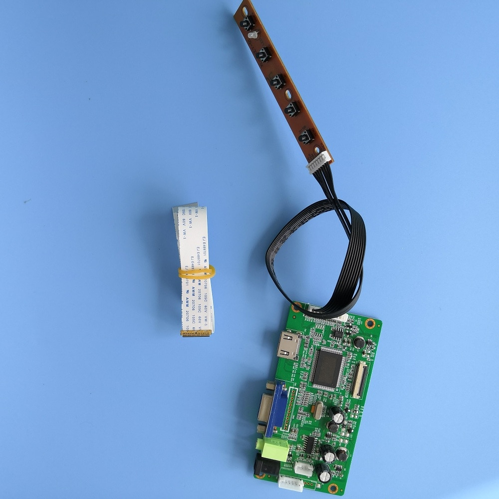 ل B133XTN01.6 HW2A عدة VGA مراقب 13.3
