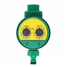 Minuterie darrosage tuyau robinet   Contrôleur dirrigation intelligent et automatique, affichage LCD, minuterie darrosage, robinet dextérieur, étanche, automatique sur les états-unis et le royaume-uni
