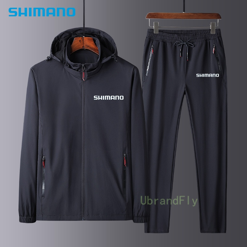 Shimanos Fishing Suit Naturehike Camping Windproof Thin Fishing Clothes Breathable Quick Dry Daiwa Clothing Spring Autumn Men enlarge