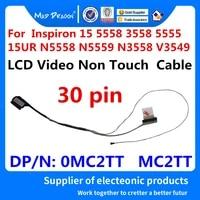 Laptop NEUE LVDS LCD EDP Video kabel fur Dell Inspiron 15 5558 3558 5555 15UR N5558 N5559 N3558 V3549 0MC2TT MC2TT DC020024C00