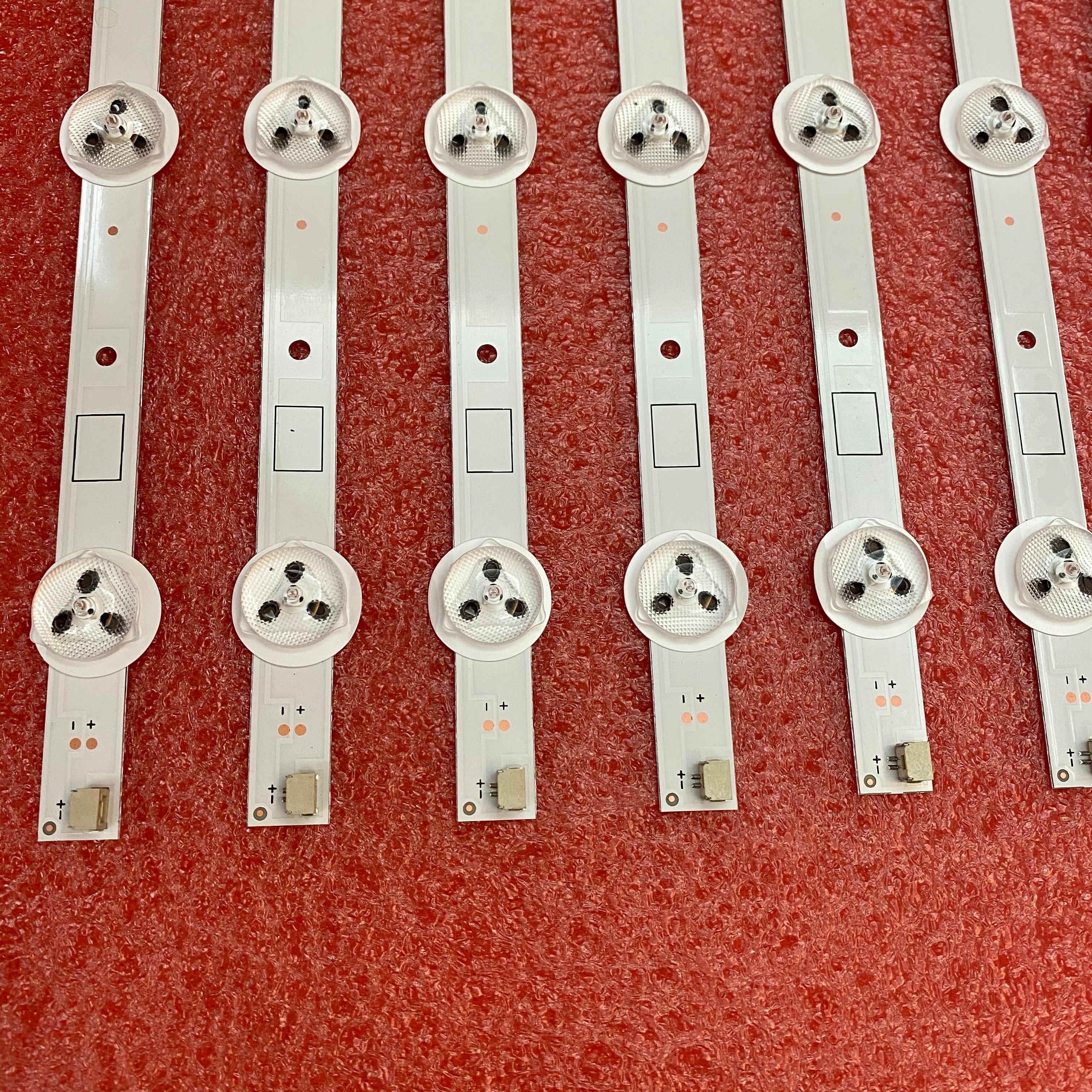 Nova 12 Pçs/set tira conduzida luz de fundo para Sony KDL-46R450A KDL-46R473A S460DH1-1 S460DH1-2 KLV-46R470A KLV-46R476A SVG460AB1