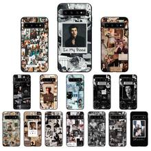Yinuoda Shawn Mendes Phone Case for Samsung Galaxy S6 S6edge Plus S7 S7edge S8 S9 S10 Plus S20