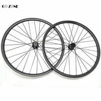 650B disc wheels xc 30x 30mm tubeless mountain bike carbon wheel novatec D791SB D792SB boost 110x15 148x12 mtb 27.5 wheelset