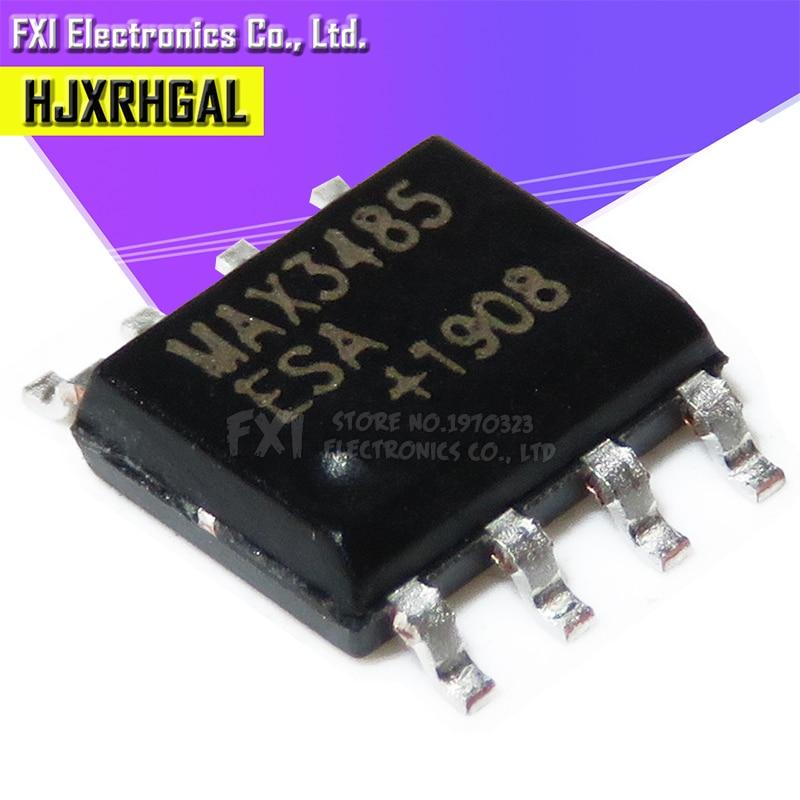 10 шт. MAX3485ESA MAX3485E SOP8 SOP MAX3485 SMD RS-новый оригинальный
