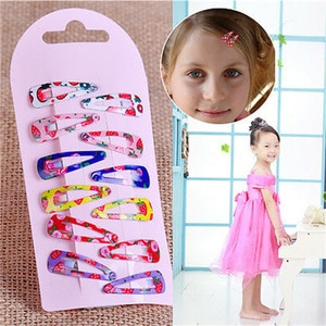 Colorful Hair Clips Cute Girls Baby Children like it Kids Children Gift Hair Accessories