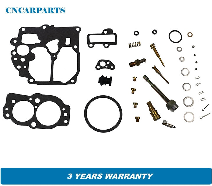 Kits de reparación de carburador actualizado para Honda Civic CRX 1988-1991
