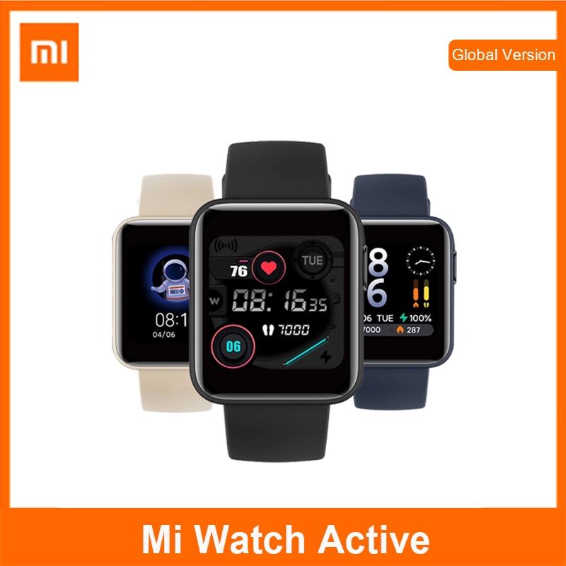 Global Version Xiaomi Mi Watch Lite GPS Sports Smart Watch 1.4