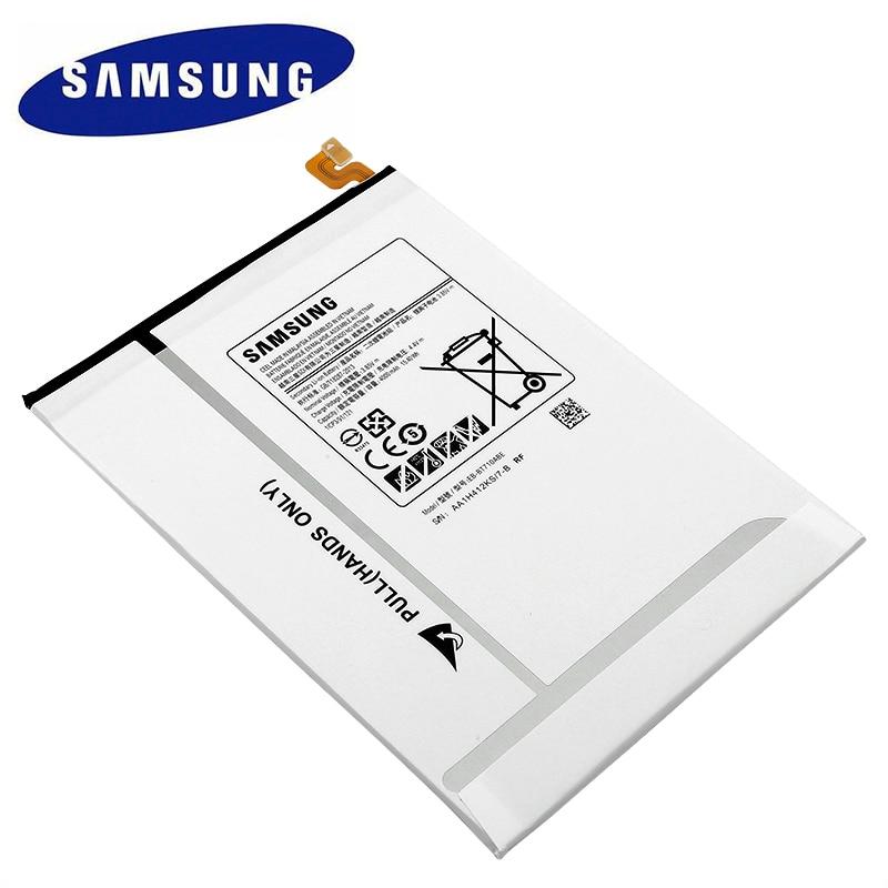 SAMSUNG Оригинальный планшет EB BT710ABA EB BT710ABE аккумулятор 4000 мАч для Samsung Galaxy Tab S2 8,0 SM T710 T713 T715 T719C T713N + Инструменты Аккумуляторы для мобильных телефонов      АлиЭкспресс