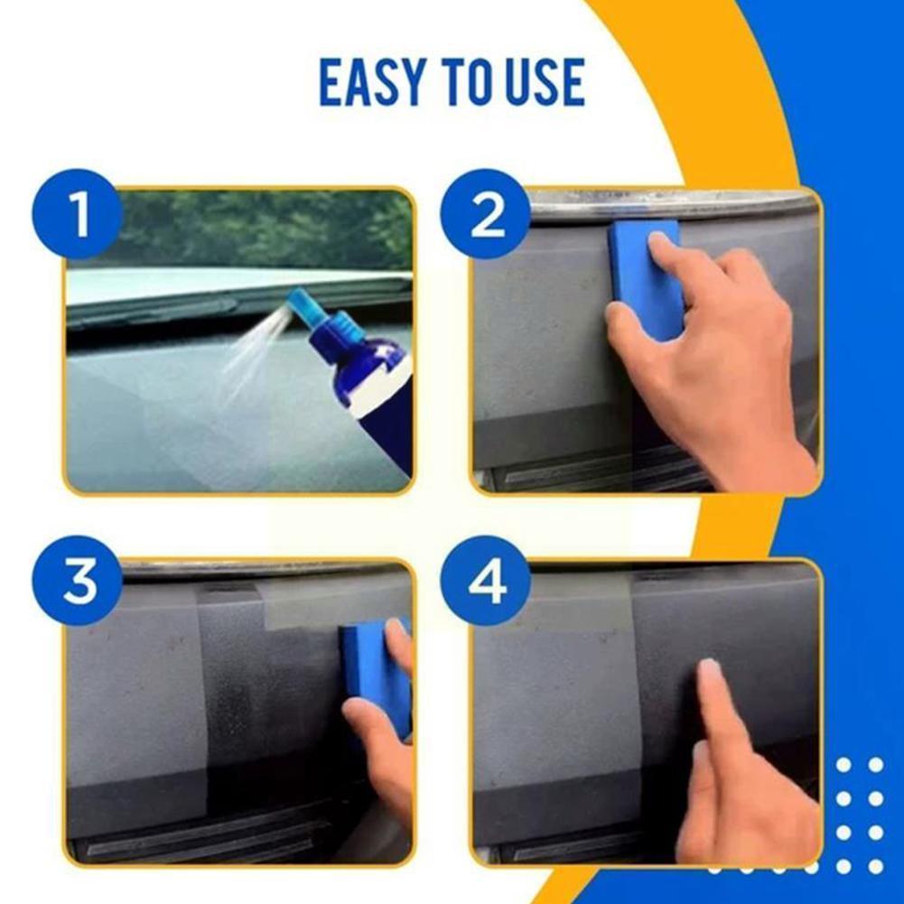 Anti Scratch Hydrophobic Nano Spray 30ml Car interior Coating Agent agent Polish Coating Nano reducing B4J1
