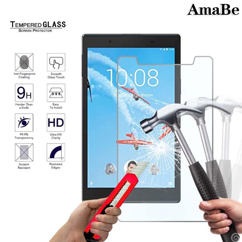 Pantalla transparente cristal Protector para Lenovo Tab 8/E8/S8/Tab3 7 esencial/tab3 7 pulgadas/Tab3 8 LTE Tablet pantalla cristal Protector