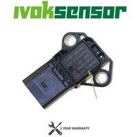 4 BAR Intake Manifold Boost Pressure MAP Sensor Drucksensor For VW Audi SEAT SKODA 1.4 2.0 TDI 03K906051 0281006059 0281006060