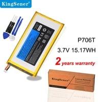 KingSener P706T Neue Tablet batterie fur DELL Venue 7 3730 Venue 8 3830 T02D T01C T02D002 T02D001 0CJP38 02PDJW 3 7 v 15 17 wh
