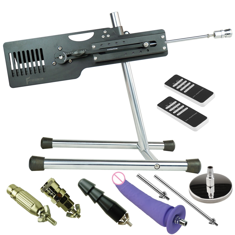 Fredorch-آلة جنسية مميزة ، هزاز كبير ، جهاز تحكم عن بعد لاسلكي ، هزاز مع العديد من الملحقات ، كوب شفط وقضيب