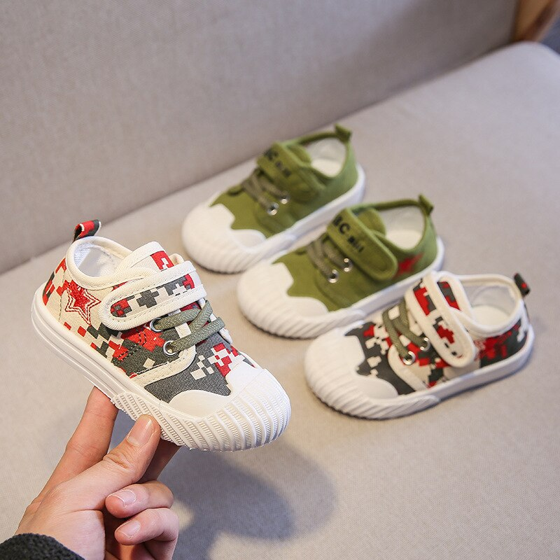 Детская обувь 2021, детская парусиновая обувь, детская дышащая удобная Тканевая обувь, повседневная обувь на плоской подошве, популярная нови...