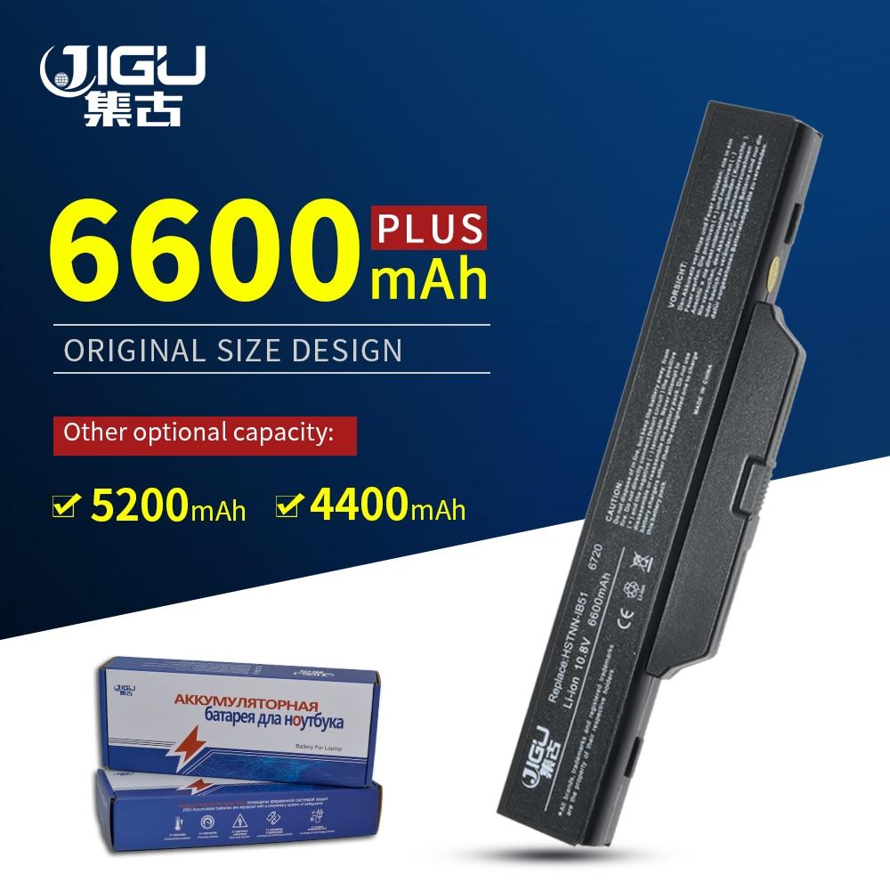 Jigu bateria portátil para hp/hélice, 510 511 610 notebook 6720s 6730s 6735s 6820s 6830s 6720s/ct 6730s/ct 500764-001