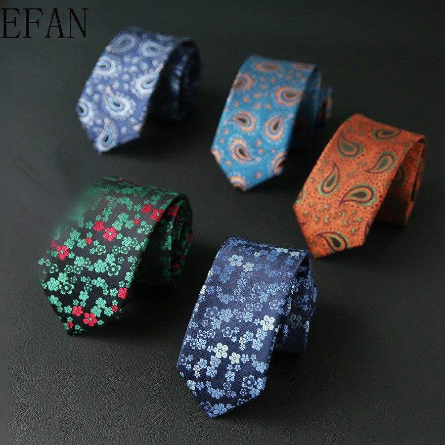 2020 Hot Sale 6cm Neck Ties for Men Wedding Accessories Slim Green Blue Khaki Fashionable Neckties Man Party Business Formal Lot недорого