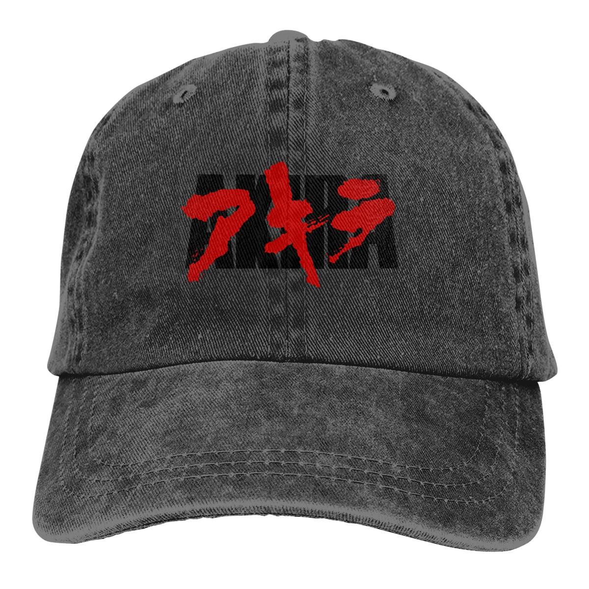 Gorra de verano sangrienta Akira Hip Hop sombrero vaquero Gorro con visera