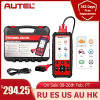 Autel MaxiDiag MD808Pro Diagnostic Tool MD808 Pro Obd2 Scanner Engine Transmission SRS ABS EPB Oil Reset DPF SAS BMS (VS MK808)