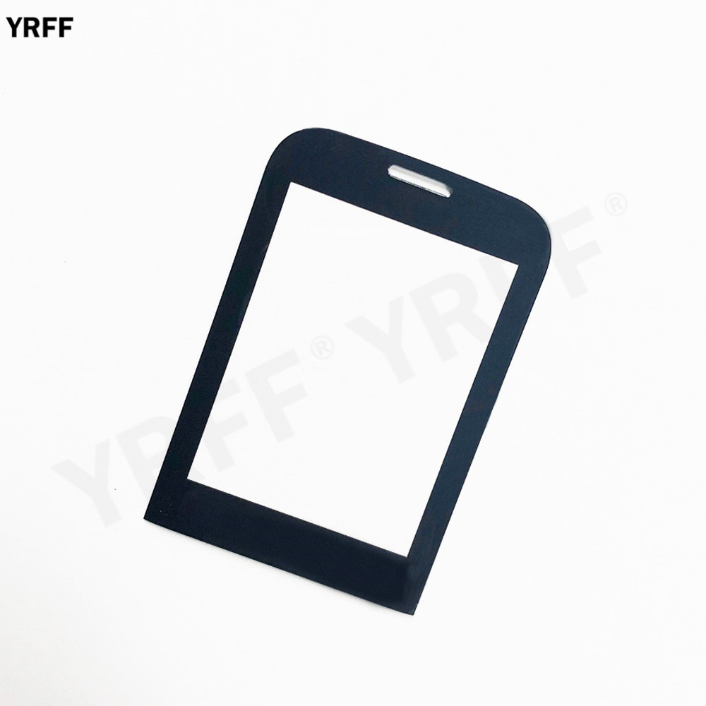 Mobile Panel Glass For Philips E160 Front Glass (No touch Screen) Outer Glass Cover Assembly Parts enlarge