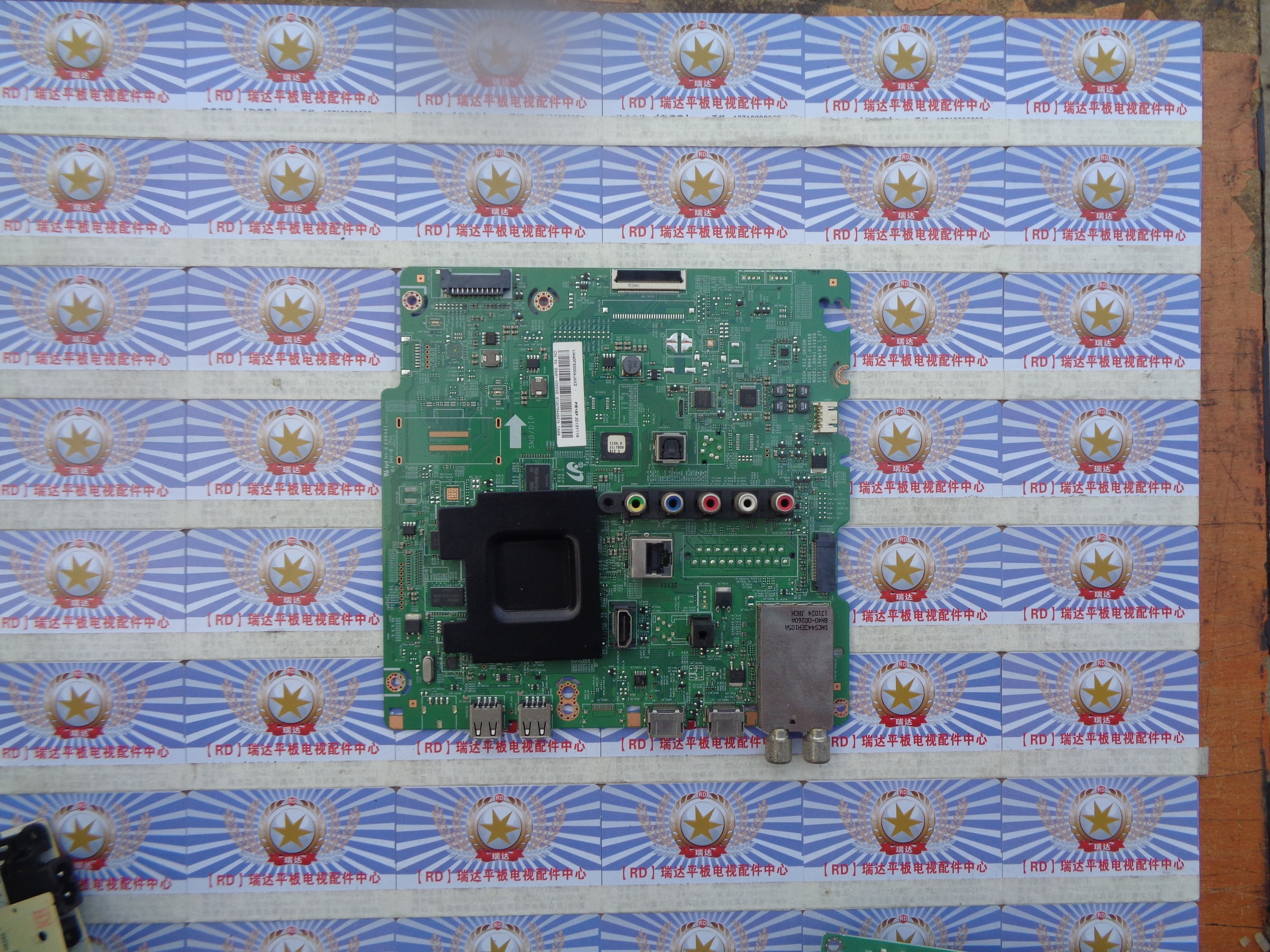 UA40F5500AJ الأم مجلس BN41-01958B BN91-10523B ل شاشة CY-HF400BGLV1H