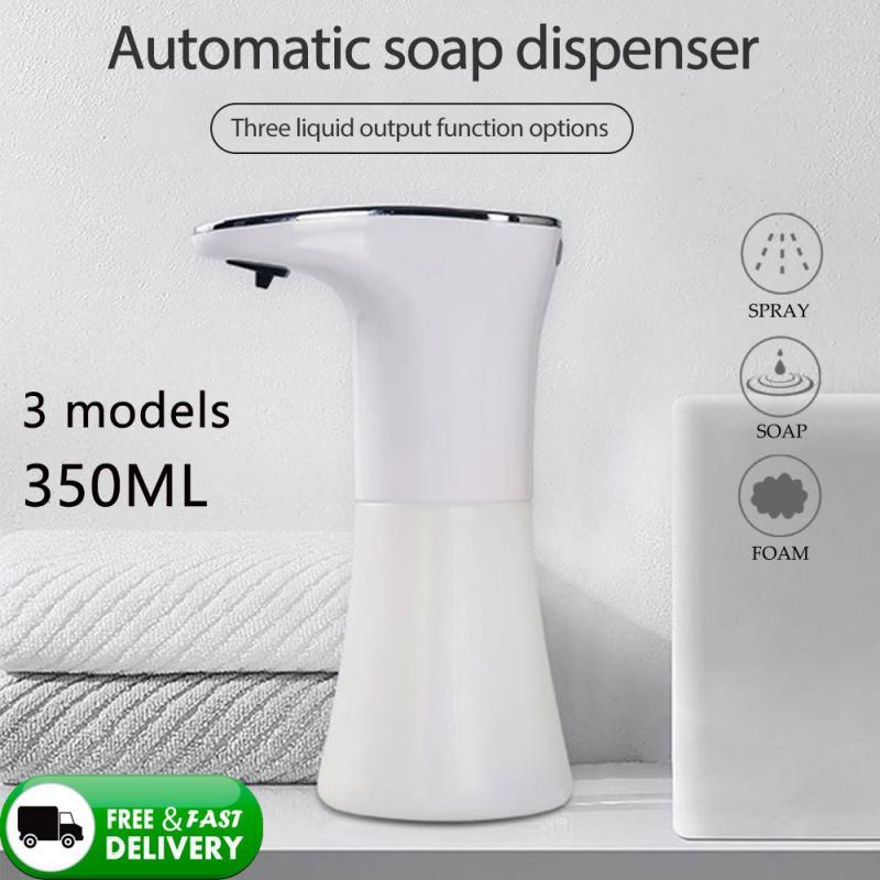 ذكي التلقائي السائل/موزع سائل الصابون التعريفي الأطفال اليد غسالة للمطبخ الحمام الذكية موزع