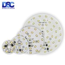 LED Chip 3W 5W 7W 9W 12W 15W 18W SMD 2835 Light Beads AC 220V-240V DIY For Led Downlight Cold/Warm white Lighting Spotlight