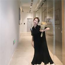 Big Goods Are Now Very Fairy Temperament Shirt Dress Zhejiang Bao